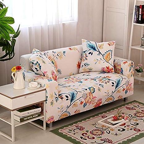 Sofá de tres asientos de 190-230 cm con cubierta completa ...