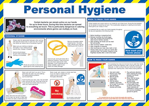Sicherheit Fur Personliche Hygiene Poster Amazon De Kuche Haushalt