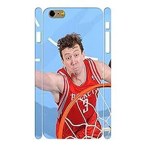 Unique Elegant Basketball Athlete Pattern Skin for Iphone 6 Plus Case - 5.5 Inch