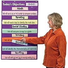 Today's Objectives Pocket Chart