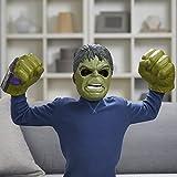 Marvel Toys Thor Ragnarok Hulk Out Mask with