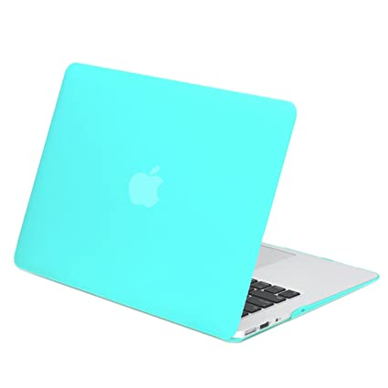 official photos 5a14f 8b33f TopCase Rubberized Hard Case Cover for Macbook Air 11