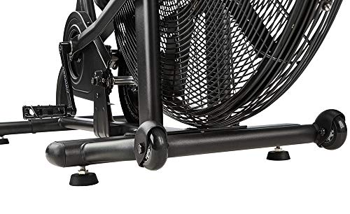 Assault Fitness Products Assault Air Bike Trainer, Black