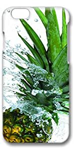 iPhone 6 Case, Personalized Design Protective Covers for iPhone 6(4.7 inch) PC 3D Case - Pineapple Fruit