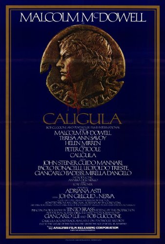 Amazon.com: 27 x 40 Caligula Movie Poster: Posters & Prints