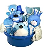 Wolfe & Sparky Gift Pack of Assorted Blue - Best Reviews Guide