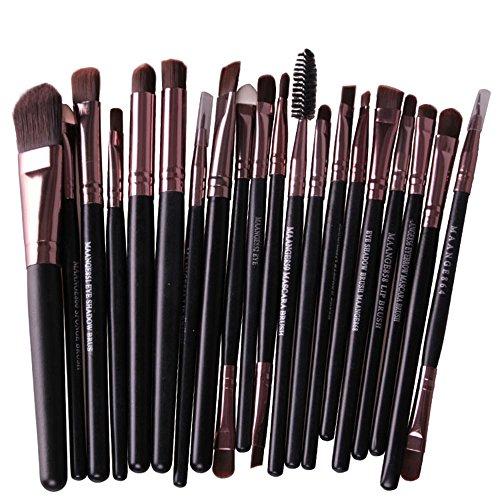 Cinidy Brushes Professional Eyeliner Foundation Tools Best