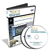Adobe Photoshop Elements 7 Video Tutorial Training Course on 2 DVDs
