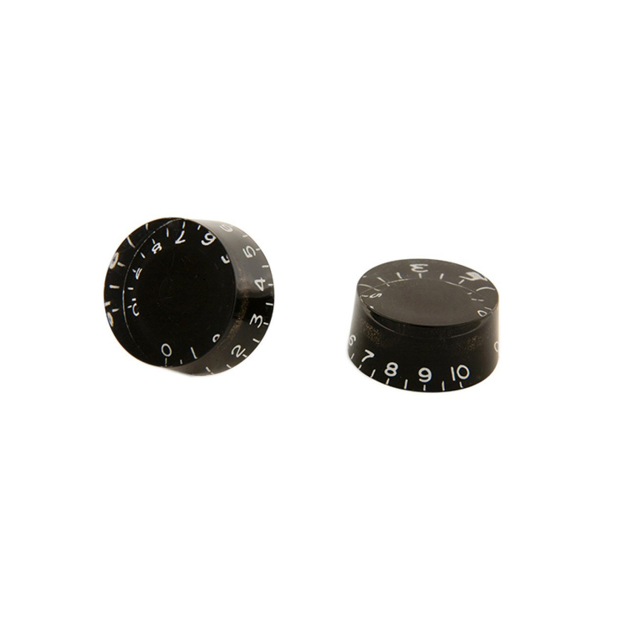 Gibson Gear Speed Knobs (Pack of 4), Black PRSK-010