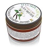 Teva Skin Science Organic Ayruvedic Vanilla Body Butter for Dry Skin