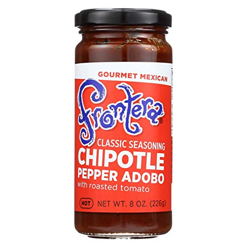 - Frontera Foods Chipotle Abodo Seasoning Sauce - Case of 6 - 8 oz.