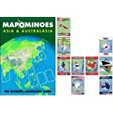 Wild Card Games Mapominoes Asia And Australasia