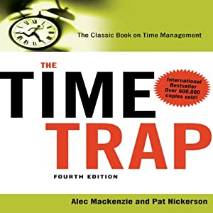 The Time Trap, 4th Edition Hörbuch