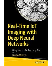 Real-Time IoT Imaging with Deep Neural Networks: Using Java on the Raspberry Pi 4