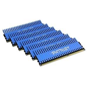 Patriot Extreme Performance Viper Series 12 GB (6 x 2GB) PC3-10666 DDR3-1333 Six-Channel Kit - PVT312G1333LLHK