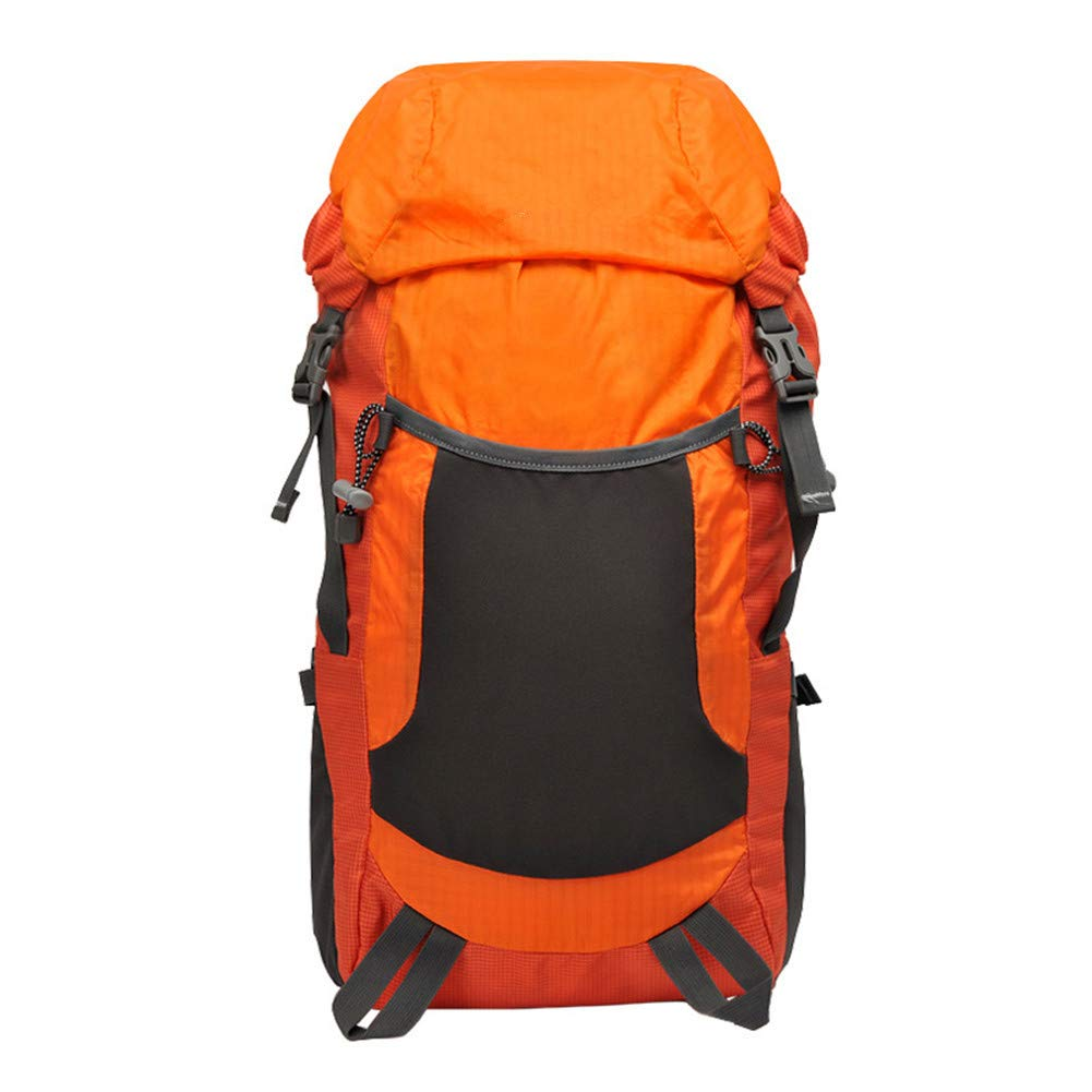 HUDUI Faltbarer dreipoliger Rucksack für Outdoor-Klettern ultraleichter Rucksack für Rucksäcke, Wasserdichte Reisesport-Rucksäcke