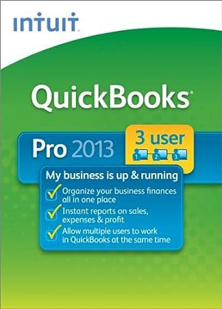 QuickBooks Pro 2013 - 3 User [Download]