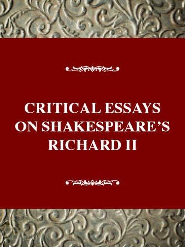 the tempest critical essay