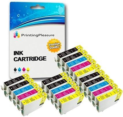 Cartuccia inchiostro giallo ORIGINALE EPSON T1634 16XL per WF-2010W