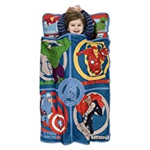 "Toddlers Preschool Daycare Nap Mat (Avengers) by ""Nickelodeon, Disney, Marvel,"""