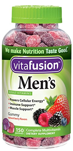 Vitafusion Mens Gummy Vitamins Count