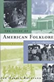 img - for The Study of American Folklore: An Introduction (4th Edition) book / textbook / text book
