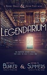 LEGENDARIUM (English Edition)