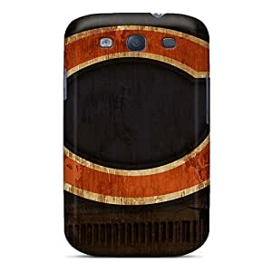 Elaney Design High Quality Chicago Bears Cover Case With Excellent Style For Galaxy S3