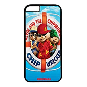 iphone 6 plus pc case,iphone 6 plus black cover Unique design and high quality protective silicone iPhone 6 casedesigned to perfectly fit your phone with Alvin and the Chipmunks 3