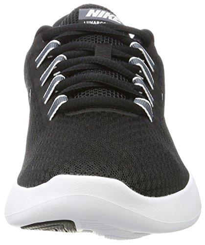 Nike Damen Lunarconverge Laufschuhe Schwarz (Black/white/dark Grey)