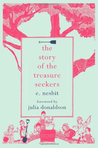 The Story of the Treasure Seekers by imusti