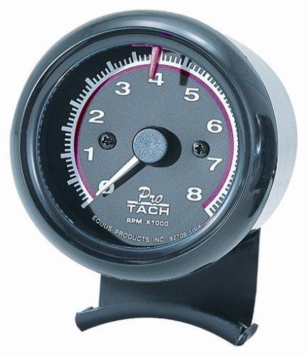 gauges huge discounts on tachometers equus 6086 black tachometer measures 2 1 2 inches