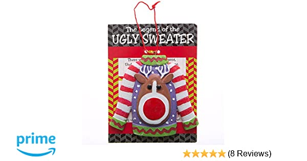 Scratch cards left prizes for ugly sweater