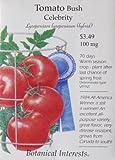 Tomato Bush Celebrity Seeds