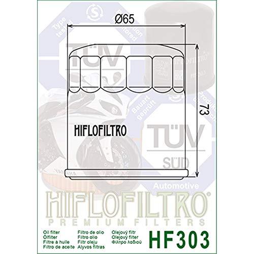 FILTRE A HUILE HF303 YAMAHA YZF R1 1998-2006