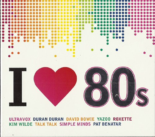 80s incl. I wear my sunglasses at nights (Compilation CD, 16 - Sunglasses Wear Song Night The My I At