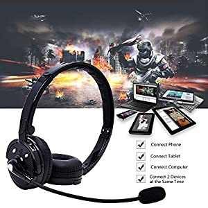 Yamay Bluetooth Headphones Very Comfortable And Long Lasting Battery