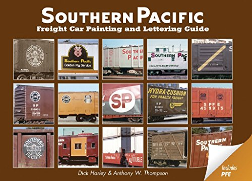 (Southern Pacific Freight Car Painting and Lettering Guide)