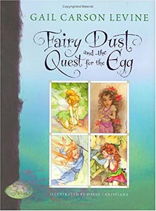 book cover of Fairy Dust and the Quest for the Egg