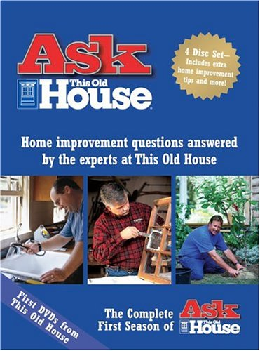 Ask This Old House - The Complete First Season by Time Home Entertainment (Video