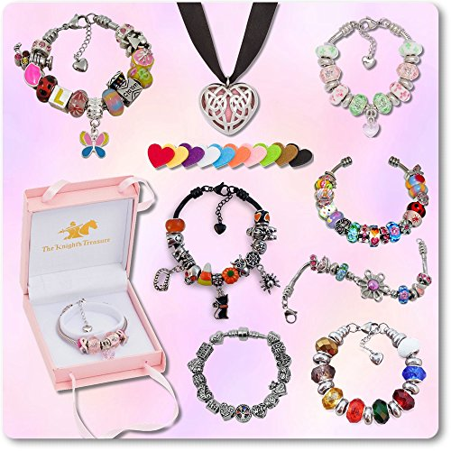 European Charm Bracelet Charms and Beads For Women and Girls Jewelry, Christmas Holiday by Timeline Treasures (Image #9)