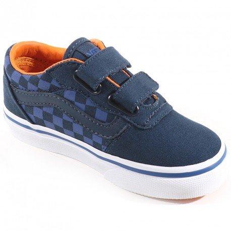 Chaussures Milton V Bleu Garçon Vans vL5f5uRqa