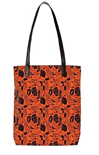 Snoogg Strandtasche, mehrfarbig (mehrfarbig) - LTR-BL-3018-ToteBag
