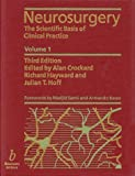 img - for Neurosurgery: The Scientific Basis of Clinical Practice book / textbook / text book