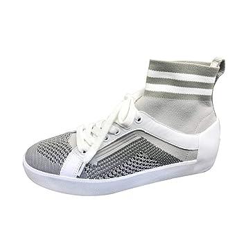 Calcetines Con De Zapatos Zapatillas Yan Mujer Deporte Elásticos rCBtxshQd