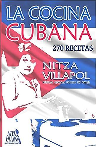 La Cocina Cubana Nitza Villapol Spanish Edition Nitza Villapol