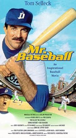 tom selleck mr baseball