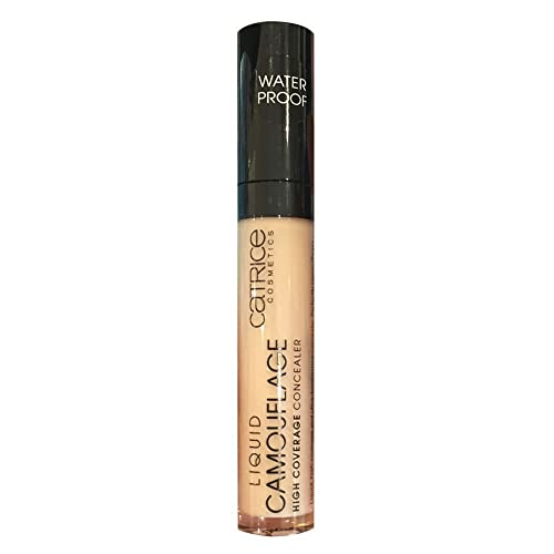 Catrice - Liquid Camouflage - High Coverage Concealer - 010 Porcellain