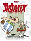 img - for Asterix Omnibus 10: Includes Asterix and the Magic Carpet #28, Asterix and the Secret Weapon #29, Asterix and Obelix All at Sea #30 by Rene Goscinny (2011-11-01) book / textbook / text book