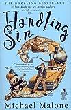 Handling Sin, Michael Malone, 0671875264